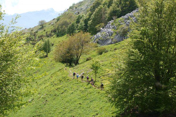 Første rejse alene – Toscana