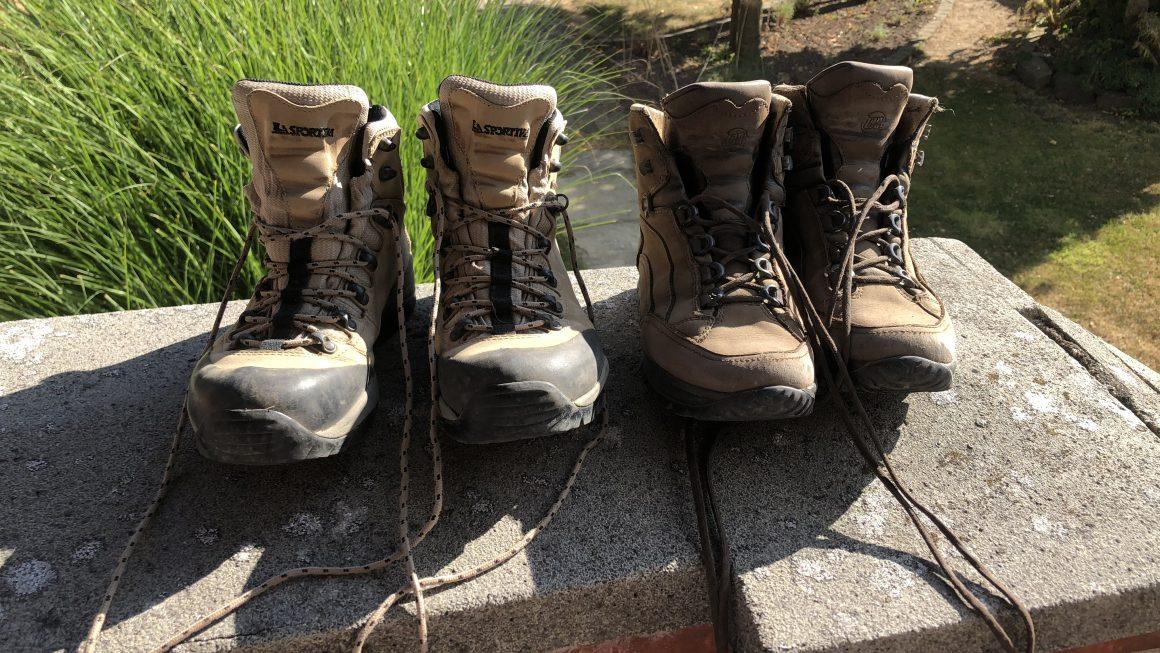 For meget fart på i hverdagen… Snør støvlerne!