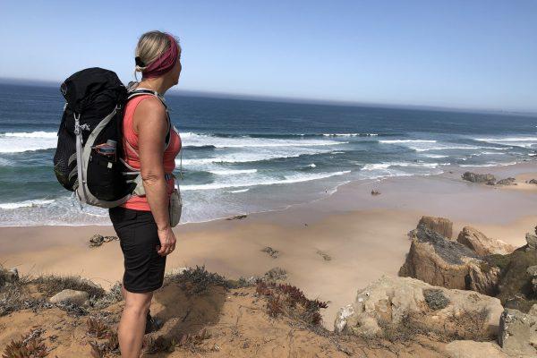 Meditativ vandring i Portugal